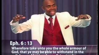 Pastor Chris Ojigbani #Spiritual Warfare #1of2