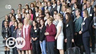 Alman yönetim kurullarında kadın sayısı arttı - DW Türkçe