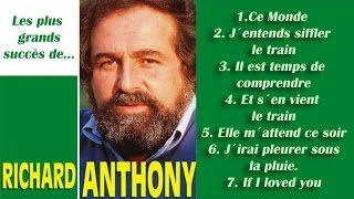 Richard Anthony - Les plus grands succès