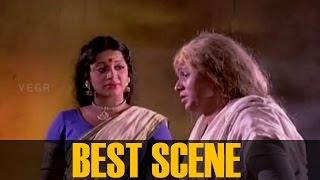 Srividya Appears infront of old Lady ||  Chottanikkara Amma