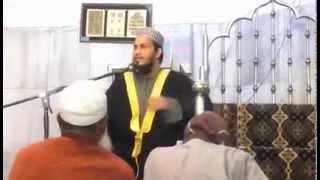 mufti usman goni salehi, মুফতি ওসমান গণি সালেহী