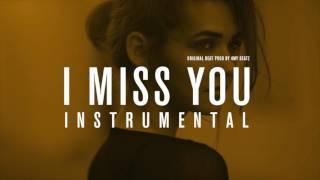 BEAT PIANO  - I MISS YOU (INSTRUMENTAL) - 4MY BEATZ