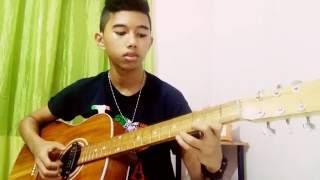 Secret love song-Little Mix ft. Jason Derulo (fingerstyle guitar cover)