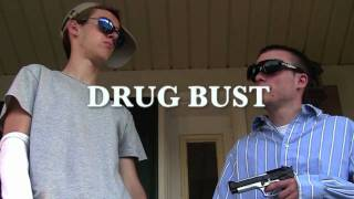 Drug Bust Trailer