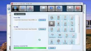 Convert video to mp3 - Real all in one converter - BullsHit Converter