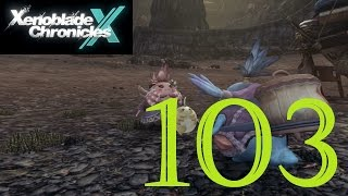 Xenoblade Chronicles X: Let's Play Ep.103 - My Angel, My Lana Returns : No Commentary