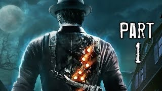 Murdered Soul Suspect Gameplay Walkthrough Part 1 - The Killer (PS4)