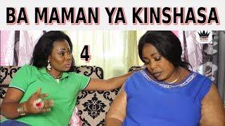 BA MAMAN YA KINSHASA Ep 4 Theatre Congolais avec Makambo,Daddy,Diana,Barcelon,Maman Top
