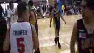 NZ Filipino Men's Basketball - LW '07 - Semi Finals