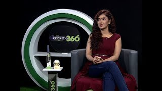 Cricket 360° || Maria Nur Meets Subashis Roy, Right-Arm fast medium bowler, Bangladesh.