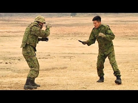 Elite Airborne Units from Japan Self-Defense Forces SHOW OF FORCE