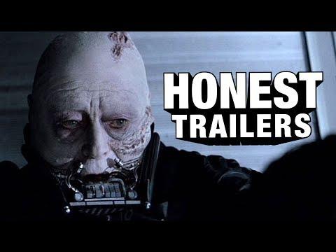 Xxx Mp4 Honest Trailers Star Wars Episode VI Return Of The Jedi 3gp Sex