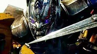 "Transformers: The Last Knight ""Destruction"" TV Spot (Low Quality)"