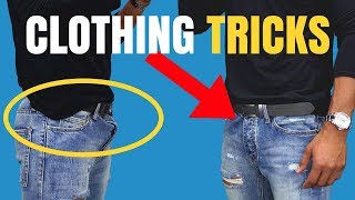 8 Clothing Tricks Most Guys Don