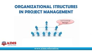 Project Management Organizational Structure - Its Definition, Types and Charts   AIMS Lecture