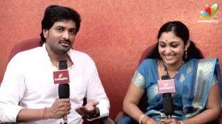 Senthil and Sreeja : Fans got us to marry | Saravanan Meenakshi | Love Story