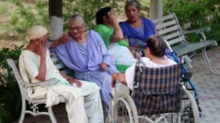 English Voice Over (Documentary) : Senior Citizen Home*