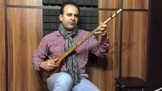 ای کاروان ( ای ساربان )( زنگ کاروان ) . همایون خرم . آموزش سه تار نیما فریدونی.mp4