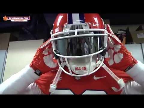 Clemson Football The Quarterback Mannequin Prank