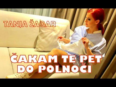 TANJA � AGAR PET DO POLNOČI Official video