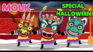 Halloween special - 30 minutes of Mouk - Compilation #5 HD | Cartoon for kids
