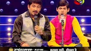 Suroo Ka Mahasangram- Episode 9, Seg 4- Judges Sings a Songs