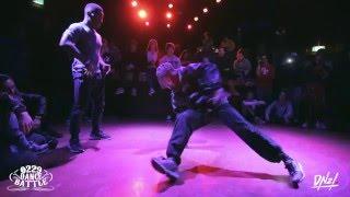 0229 Dance Battle 2016 | Finals Bboying | Kid Colombia vs Jay | DNZL.