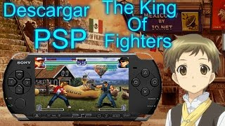 Descargar Emulador Neo Geo (The King Of Fighters) PSP