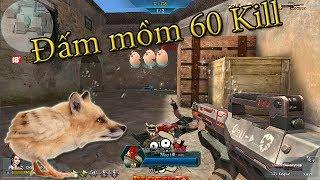 [Truy Kích] Đấm mồm 60 Kill chế độ Chicken Run hiệu quả