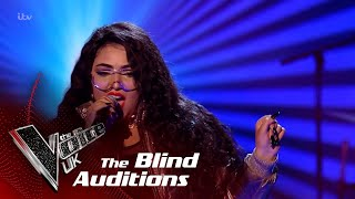 Tai Performs 'Move On Up': Blind Auditions | The Voice UK 2018