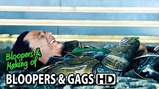 The Avengers (2012) Bloopers Outtakes Gag Reel