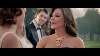 Elissa - Lazurde AD - Catwalk / اليسا - اعلان لازوردي