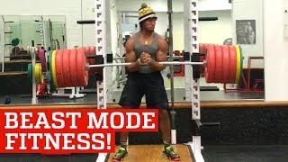 Spotlight: Devonte Wilson - Beast Mode Fitness & Box Jumps