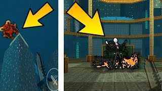 What Happens When You Reach WAVE 100 In Pixel Gun 3D ✔✔ (RARE MONSTER APPEAR) 12.6.0 Update