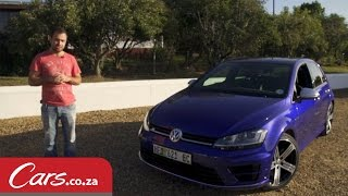 Golf R Feature Review: VW's Most Powerful Golf Ever