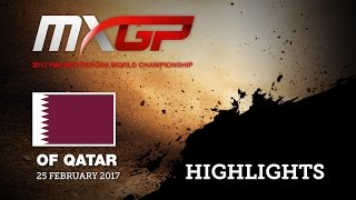 2017 MXGP of Qatar News Highlights - mix ENG #Motocross