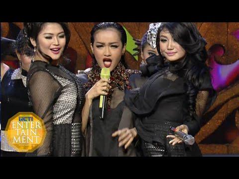 Julia Perez ft Duo Serigala - 'Merana' 'Abang Goda' [Ami Awards18th 2015] [22 09 2015] Mp3