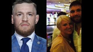 Jeremy Stephens Gives No Fooks, Wants Date w/Conor McGregor's Mom While His Dad Chauffeurs