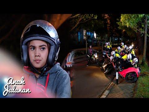 Grombolan Geng Srigala Ngepung Raya Di Jalan [Anak Jalanan] [3 September 2016]