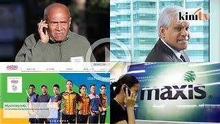 Ananda Krishnan, Boss Maxis Kena Waran Tangkap