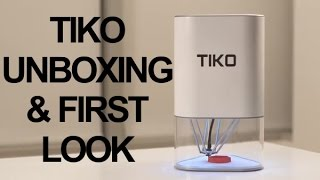 Tiko 3D Printer Unboxing & First Impressions