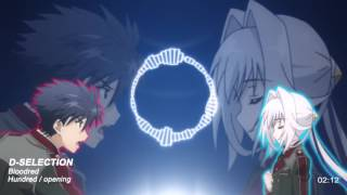 「Night Core」 Hundred opening - BLOODRED