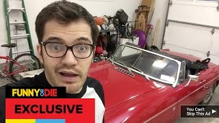 Tai Lopez Parody: Here In My Garage: How I Went From Broke To Buying A Lamborghini