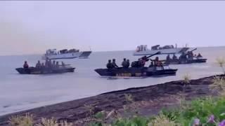 Latihan Perang Besar Besaran TNI ( TNI AD, TNI AU dan TNI AL )