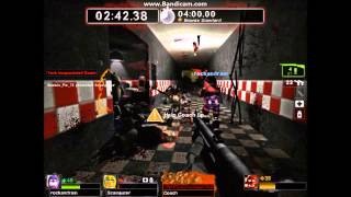 Left for Dead 2- Five Nights at Freddy's map