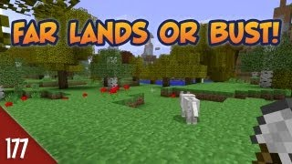 Minecraft Far Lands or Bust - #177 - FLoB-athon Lake