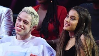 Ariana Grande & Pete Davidson SPLIT 4 Months After Getting Engaged