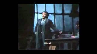 Puccini - La Boheme - Che Gelida Manina - José Carreras as Rodolpho(English subtitles )