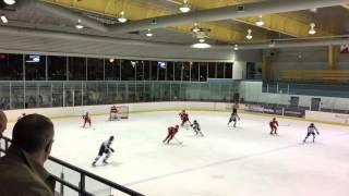 "[GameNo.12]Toronto Red Wings vs Missisauga Rebels-#40 Ikki Kogawa's all shift(Peewee""AAA""GTHL15-16)"