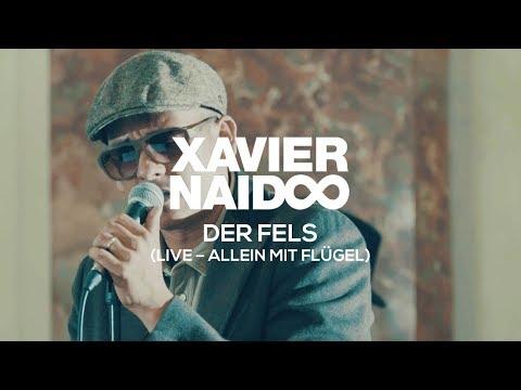 Xavier Naidoo - Allein Mit Flügel - Live aus dem Mannheimer Schloss // Der Fels